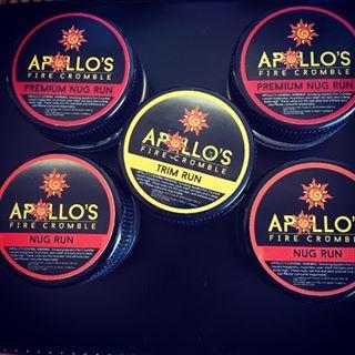 Apollo's Trim Run 1 Gram Crumble