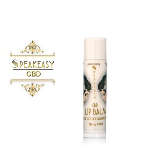 Speakeasy CBD lip balm 10mg