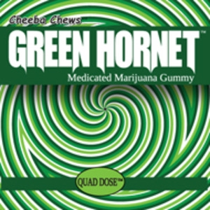 Green Hornet Cannabis Infused