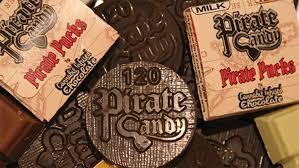 Pirate Chocolate Bars