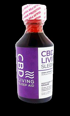 CBD Living Sleep-Aid