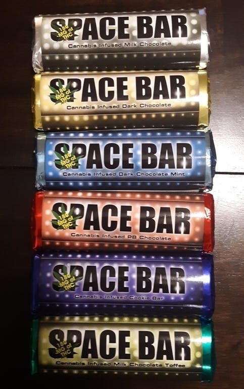 Space Bar 180 Mg