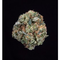 Platinum Bubba (Small Buds) Indica 3.5 Grams THC 21.7% CBD 0.3%