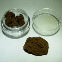 Hash 1 gram 31% THC .40% CBD