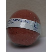 CBD Living Bath Bomb 60mg CBD (Amber Bergmont)