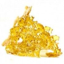The Golden Rule Live Resin Shatter 2.0 Gram's THC 89.9%