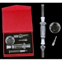 MyTHCMeds.com Nectar Collector Kit With Titanium Quartz Tip 10mm