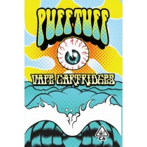PUFF TUFF (Sativa) Flavor Super Silver Haze 90.1% THC 1GRAM Vape Cartridge