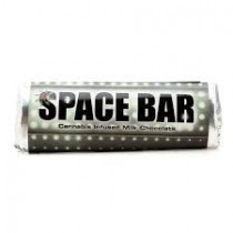 Space Bar Cannabis Infused Milk Chocolate Bar 180 Mg