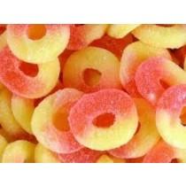 Dabzilla Edibles Strawberry Banana Rings (Indica) 500mg THC