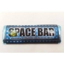 Space Bar Cannabis Infused Dark Chocolate Mint Bar 180 Mg