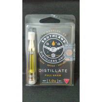 Southland Distillers Union (Sativa) Flavor Strawberry Skunk 78-84% THC 1 Gram